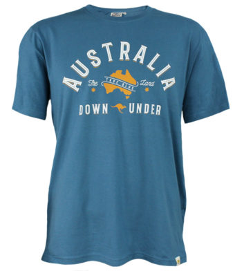 True Blue Australia Mens T-Shirt