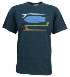 Mens Surfboard T-Shirt
