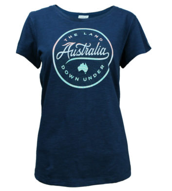 Land Downunder Womens T-Shirt