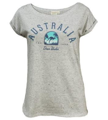 Australia Arch Womens T-Shirt