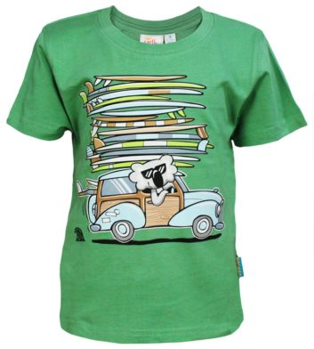 Koala Boardstack Kids T-Shirt