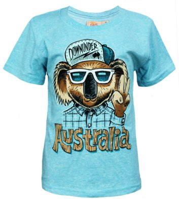 Hipster Koala Kids T-Shirt