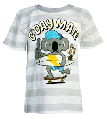 G'Day Mate Skater Kids T-Shirt