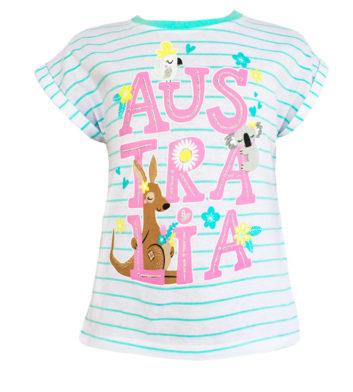 Australia Girls T-Shirt