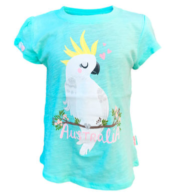 Australia Cockatoo Kids T-Shirt