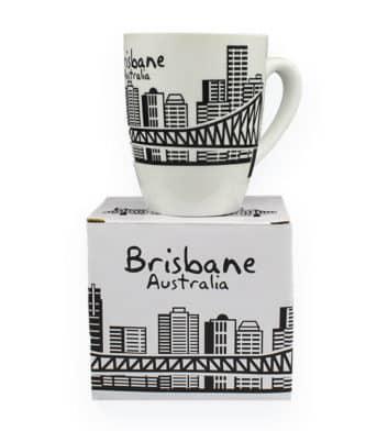 Brisbane Skyline Mug