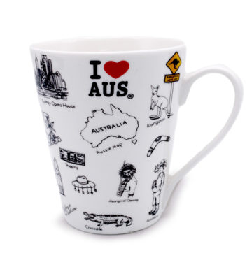 Australian Mug