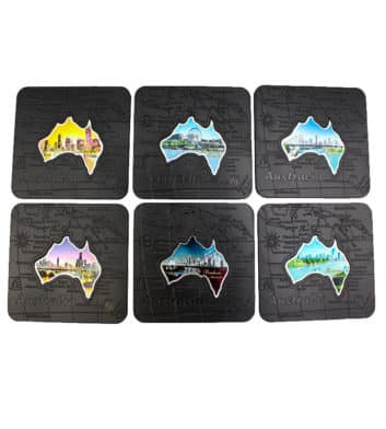 Brisbane Coaster Set
