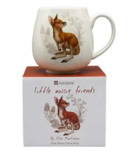 Kangaroo Hug Mug