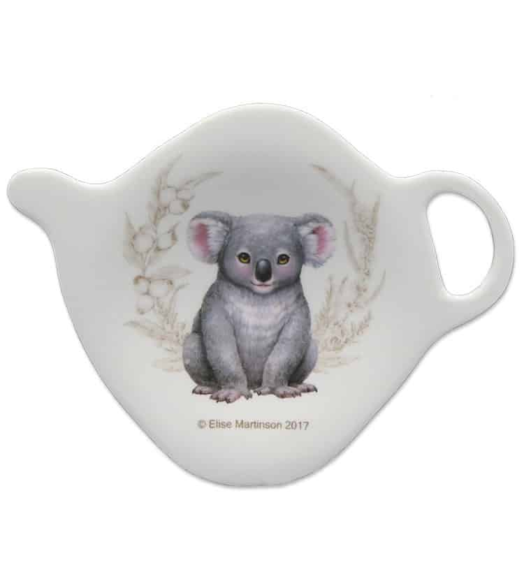 Koala Tea Bag Holder