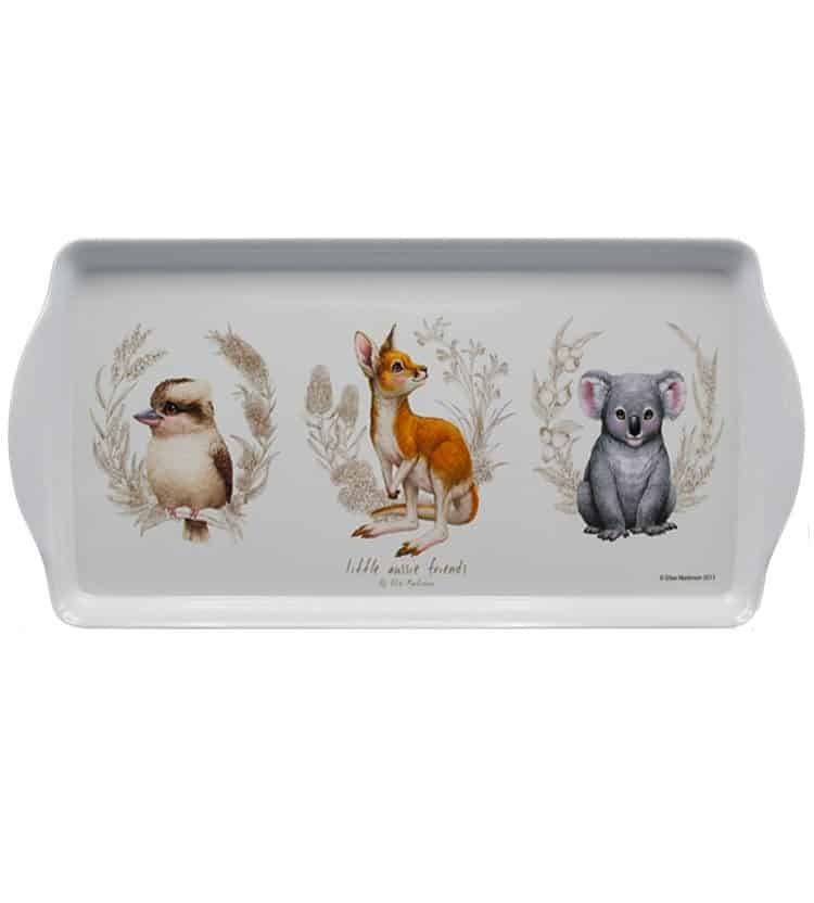 Australian Animals Sandwich Tray