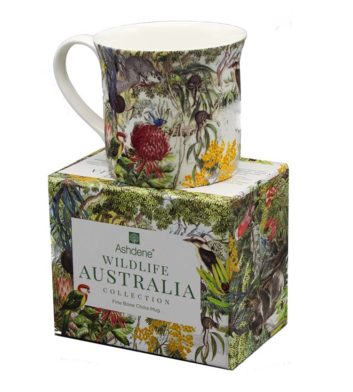 Souvenir Australian Mugs