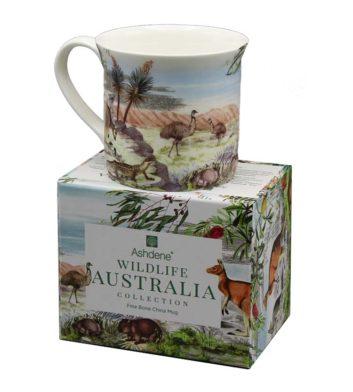 Australian Grasslands Mug