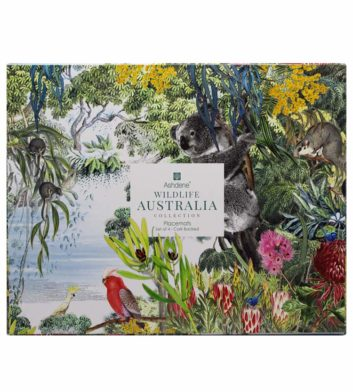 Australian Wildlife Placemats
