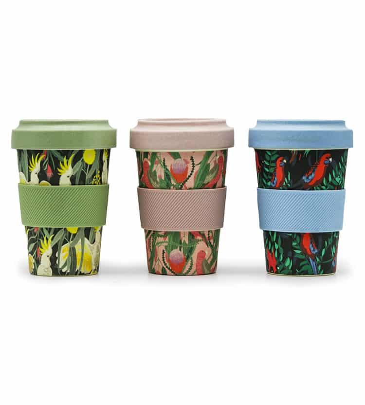 Native Bird Reusable Cup