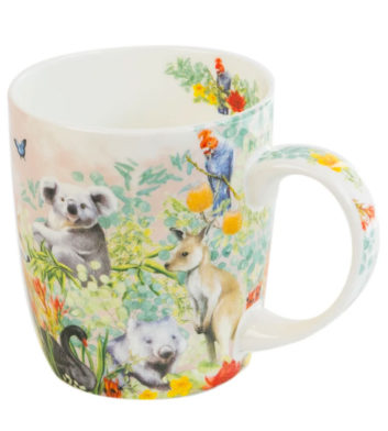 Love From Downunder Mug