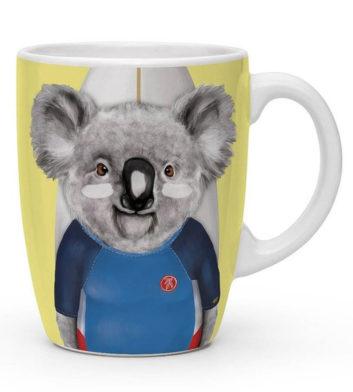 Sunshine Lovers Koala Mug