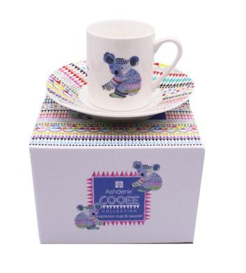 Cooee Koala Espresso Set