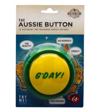 Novelty Aussie Button