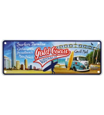 Gold Coast License Plate