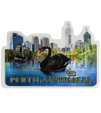 Perth Swan Magnet