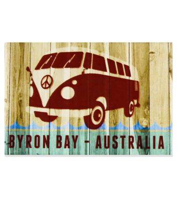 Byron Bay Kombi Magnet