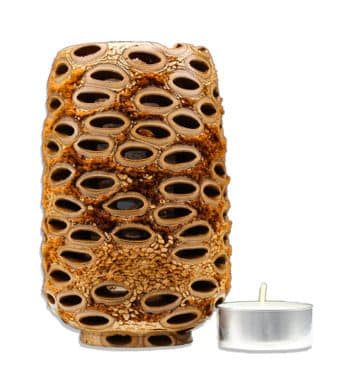 Banksia Hollow Tea Light Holder