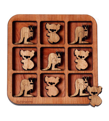 Kangaroo & Koala Puzzle
