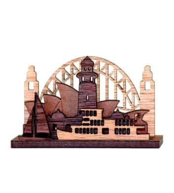 Mini Sydney Scape