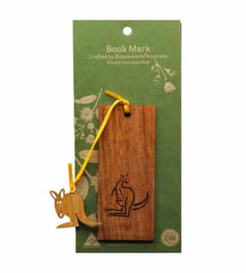 Kangaroo Bookmark