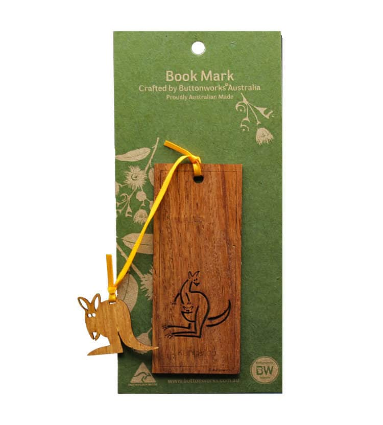 Kangaroo Bookmark