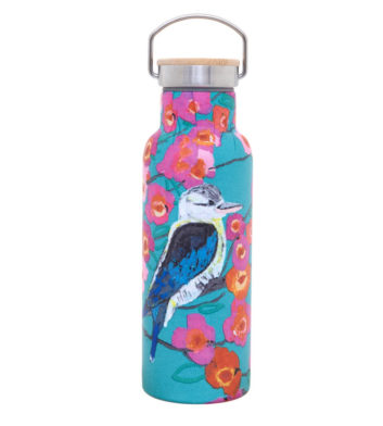 Kelly The Kookaburra Drink Bottle
