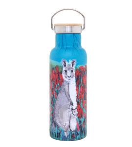 Kira The Kangaroo Drink Bottle
