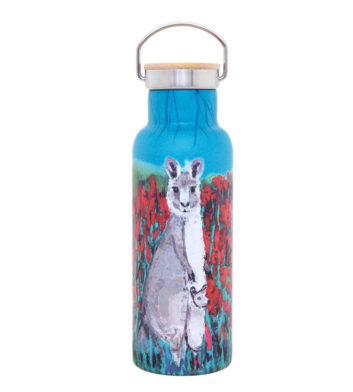 Kira The Kangaroo Drink Bottle