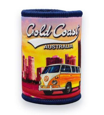 Gold Coast sunset wetsuit cooler
