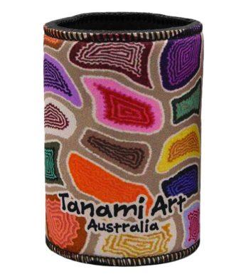 Aboriginal Wetsuit Cooler Beige