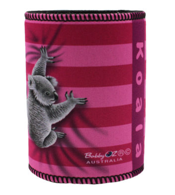 Pink Koala wetsuit cooler
