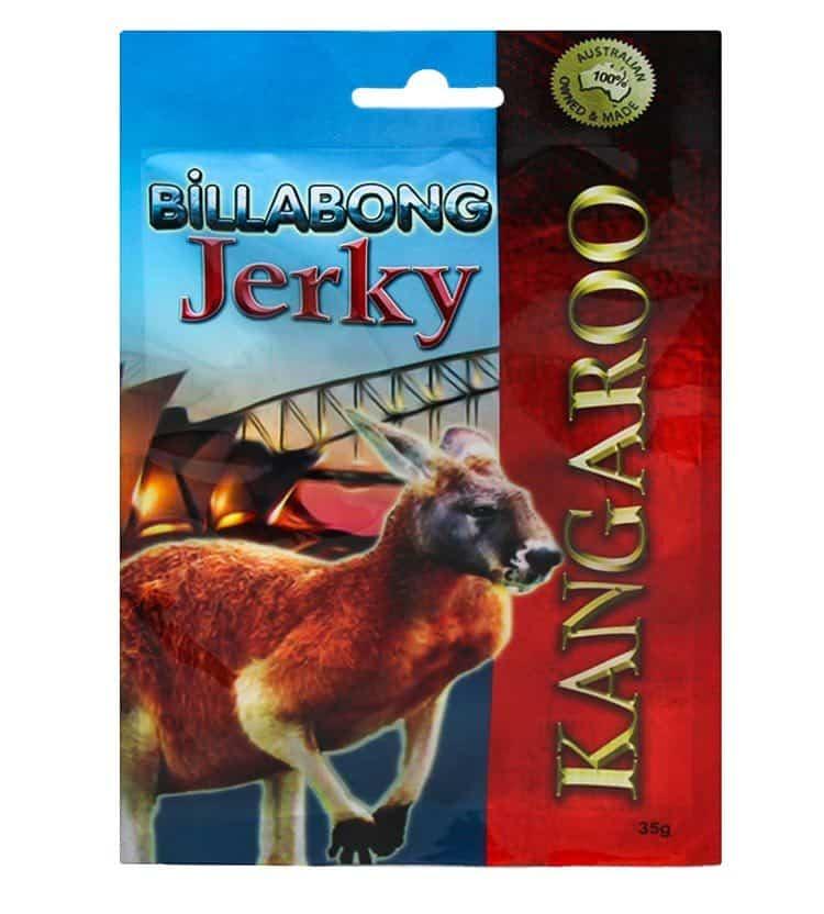 Kangaroo Jerky 35g