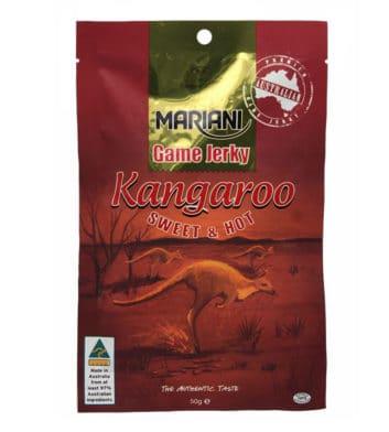 Spicy Kangaroo Jerky