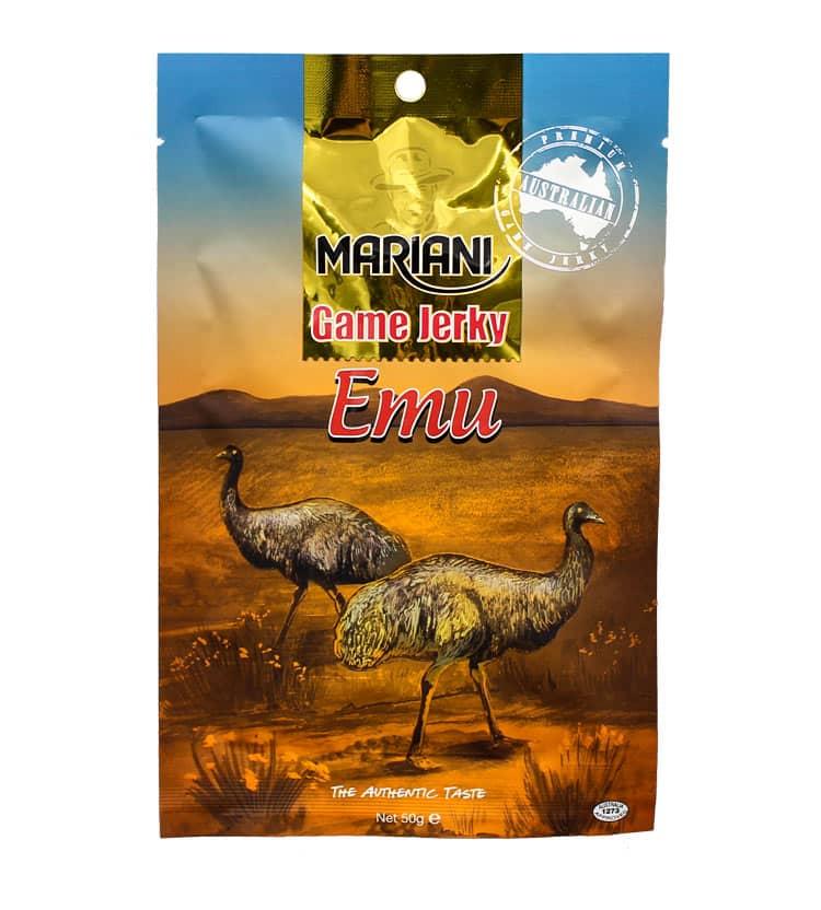 Emu Jerky