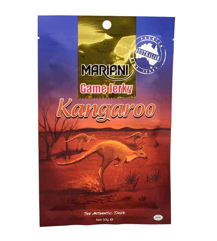 Kangaroo Jerky