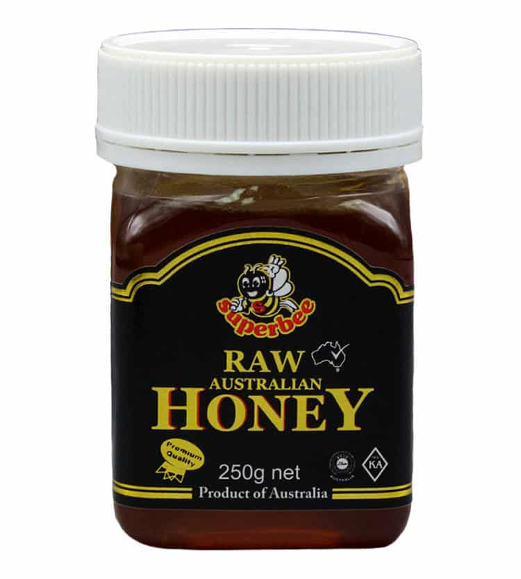 Australian Raw Honey