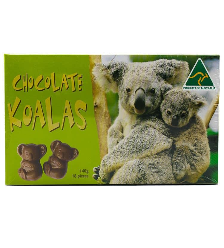 Chocolate Koalas