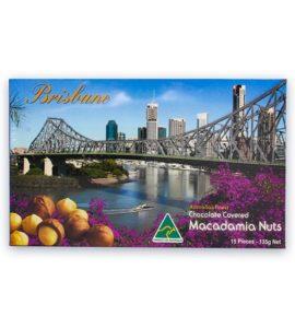 Brisbane Chocolate Macadamias
