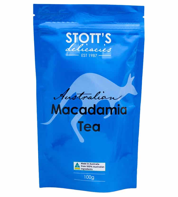 macadamia tea