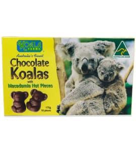 Chocolate Macadamia Koalas