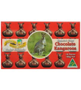 Chocolate Kangaroos Box
