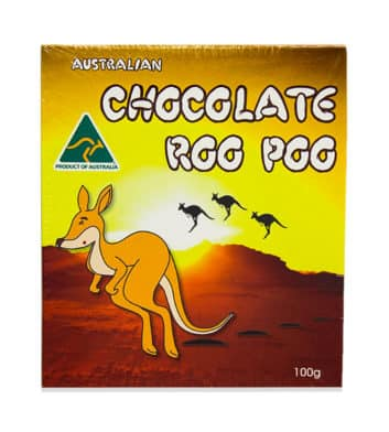 Kangaroo Poo Chocolates