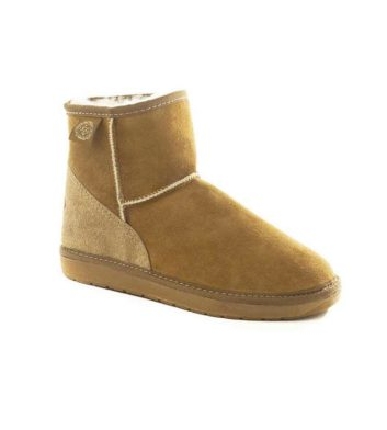 Mini Ugg Boots Chestnut