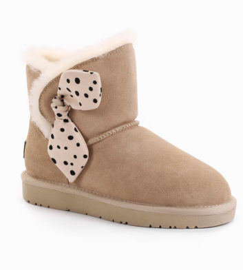 Ugg Natalie Bow Boot Sand